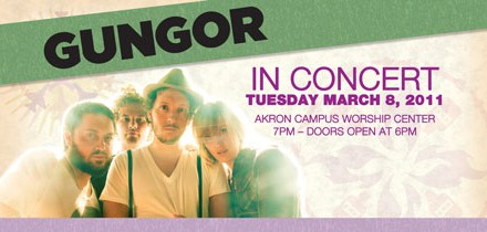 Gungor – Event Promotion